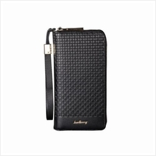 BAELLERRY MEN WALLET / SMARTPHONE PURSE  WITH 8 CARD SLOTS - A0129