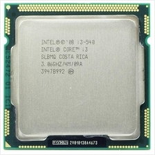 Intel Core i3 540 Socket 1156 LGA1156 Processor CPU 2 Core