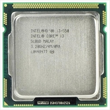 Intel Core i3 550 Socket 1156 LGA1156 Processor CPU 2 Core
