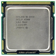 Intel Xeon X3450 Socket 1156 LGA1156 Quad Core Processor CPU