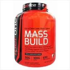 Fuelone (USA IMPORT) Mass Build Gainer 5lbs (AMINO+BCAA) weight protin