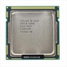 Intel Xeon X3460 Socket 1156 LGA1156 Quad Core Processor CPU