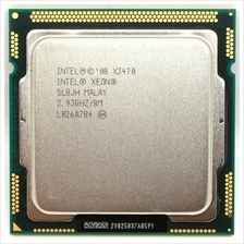 Intel Xeon X3470 Socket 1156 LGA1156 Quad Core Processor CPU
