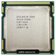 Intel Xeon X3480 Socket 1156 LGA1156 Quad Core Processor CPU