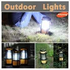 ☆Outdoor Lights☆Super bright waterproof LED camping lanter..