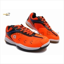 Apacs Cushion Power 500 Orange Badminton Shoes With Improved