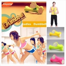 ☆Ladies Dumbbell☆Fitness dumbbell weight loss. Aerobics re..