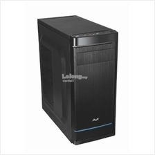 AVF Casing ATX SHIELDO (ACSD573-B7U3) USB3 BLACK BLUE WITH PSU