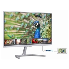 PHILIPS Monitor LED FLAT IPS FHD 23.6' 246E7QDSW/69 5MS/VGA/DVI/HDMI