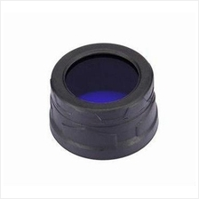 Nitecore NFB40 Blue Filter Lens Cap 40mm for SRT7, EC4S, EA45S, MH27