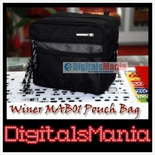 Original Winer MAB01 Multi Functional Camera Pouch + Rain Coat