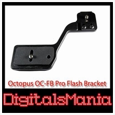 Octopus OC-FB Pro flash Bracket - Nikon D300s D700 D7000 D90 D3 D3x