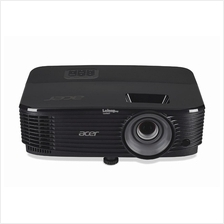 ACER Projector DLP SVGA (800x600) X1123H (VGA/VIDEO) WHITE