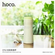 Hoco Double Layer Cup Thermos Flask Coffee Water Tea Mug Bottle Travel