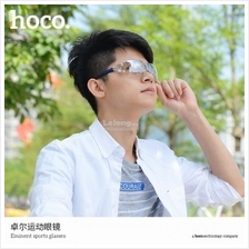 Hoco Eminent Sports Glasses Outdoor Driving Eyewear Anti-UV Polycarbon