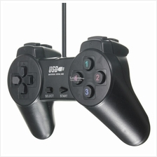 Wired USB Game Gaming Gamepad Joystick Controller PC Computer Laptop