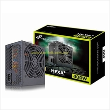 FSP Power Supply HEXA+ Series 400W (ATXPS400-HE+II)