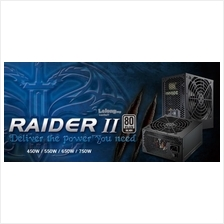 FSP Power Supply RAIDER II Series 550W (PPA5503502) 80PLUS SILVER