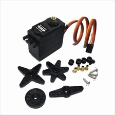 1PCS MG09R 360 DEGREE HIGH TORQUE METAL GEAR RC SERVO MOTOR HELICOPTER