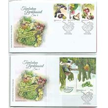 MFDC-20180517SM M'SIA 2018 MEDICINAL PLANTS SERIES 4 STAMP & MS ON FDC