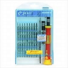 JACKLY SCREWDRIVER 39 IN 1 SET (JK-6068B)  (OR-PT/JK6068B)
