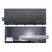 DELL Inspiron 14-3000 3441,3442,3443,3446,3447,3451,3458 KEYBOARD