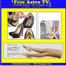 Pelapik Kasut Pelindung Kaki Shoe Bite Saver Insole Pad As Seen On TV