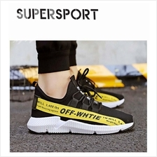 SUPERSPORT MENS FLYKNIT HIGH CUT RUNNING SNEAKERS