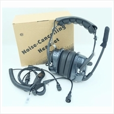 Carbon Fiber Heavy Duty Noise Cancelling Headset