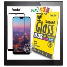 ★ HODA 2.5D Full Size 0.33mm 9H Tempered Glass Huawei P20 Pro