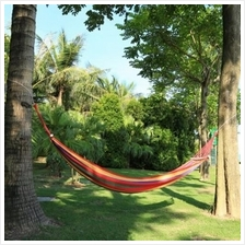 WATER RESISTANT TRAPEZE HAMMOCK SWING ANTI-ROLLOVER SLEEP BED (COLORFU
