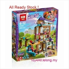 FRIENDS HEARTLAKE FRIENDSHIP HOUSE 41340 LEGO COMPATIBLE BRICK