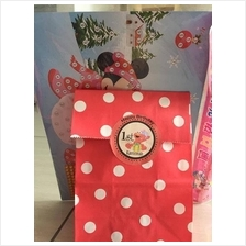 Special customize paper bag without handle.