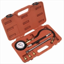 Sealey Petrol Engine Compression Tester Deluxe Kit 6 pc)