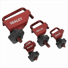 Services Sealey Hose Pinch Tool Set 4pc
