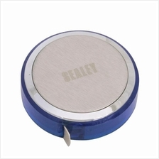 Sealey Measuring Tape 2mtr(6ft) X 9mm Metric/imperial - Blue)