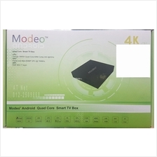 Inno Media Player Modeo MR140BK Wifi Android 4K TV Box