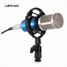 LEIHAO PROFESSIONAL CONDENSER MICROPHONE (BLUE)