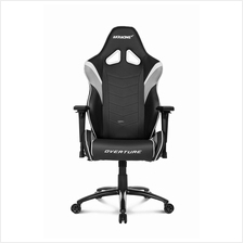 AKRACING Chair Gaming K601O OVERTURE Series GREY/WHITE