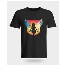 Attack on Titan Mikasa Action T-Shirt