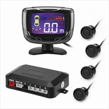 PZ500 LCD CAR PARKING SENSOR BACKUP REVERSE REAR VIEW RADAR ALERT ALAR
