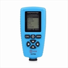 BSIDE CCT01 COATING THICKNESS GAUGE LCD DISPLAY WITH SINGLE / CONTINUO