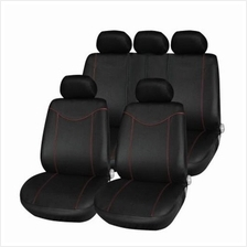 T21638 11PCS CAR LOW-BACK SEAT COVER SET ANTI-DUST AUTO CUSHION PROTEC
