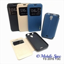 HUAWEI NOVA LITE S VIEW MERCURY FLIP POUCH COVER STAND CASE