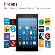 "Fire HD 8 Tablet with Alexa, 8"" HD Display Black 16/32GB"