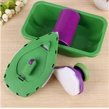 Multi-Function Paint Pad Decorative Paint Roller Tray Set