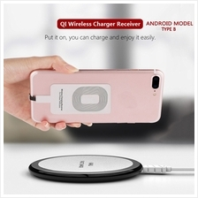 Qi Wireless Charger Receiver ( Android Type B )