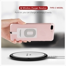 Qi Wireless Charger Receiver ( Type-C )