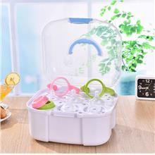 Baby Bottle Dishware Storage Dust Box