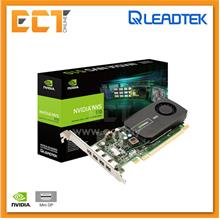 Leadtek Nvidia Quadro NVS 510 2GB DDR3 Professional Graphic Card